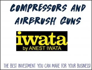 Iwata Airbrush Equipment