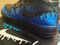 Custom Airbrush Sneakers